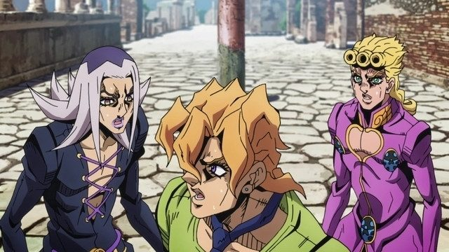 jojo's bizarre adventure season 5