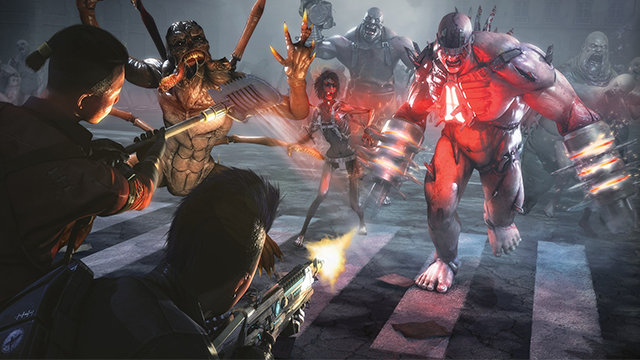 Killing Floor 2 paid weapon DLC announced