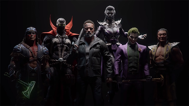 Mortal Kombat 11 Kombat Pack Release Date And Characters Gamerevolution