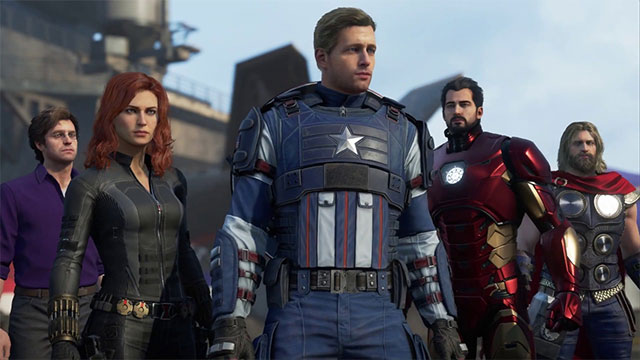 "Marvel's Avengers character models will ""continue to change"""