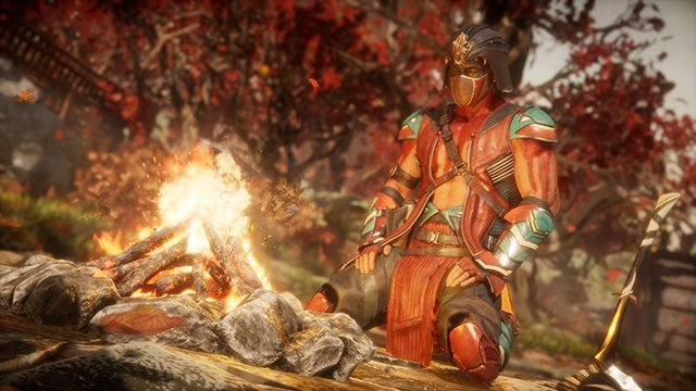Mortal Kombat 11 August Switch and PC Update Patch Notes | Nightwolf, balance changes, and more