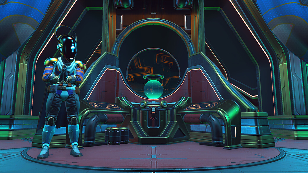 No Man's Sky remap keys bug