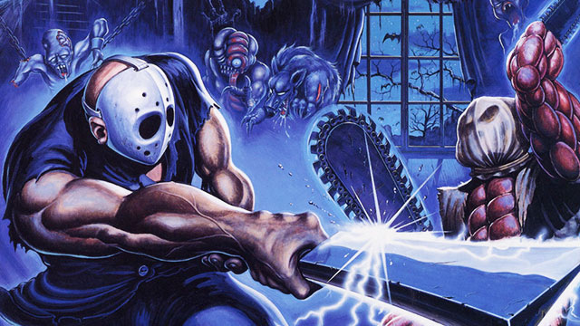 Turbografx-16 Mini games list updated with Splatterhouse, and more