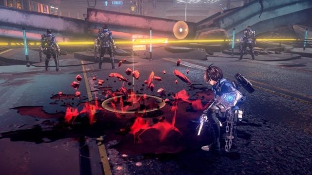 Astral Chain File replay Losing current progress