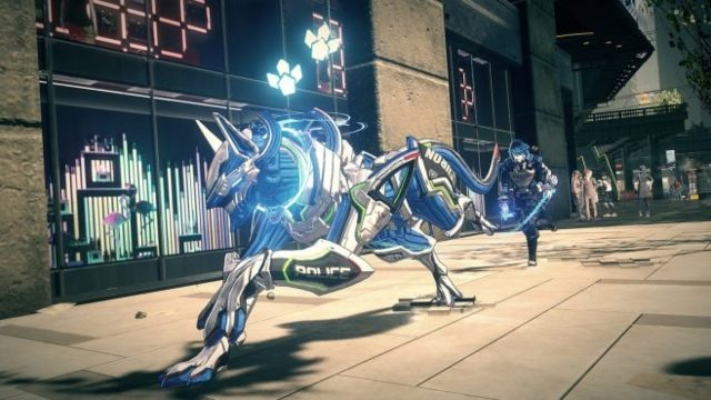 Astral Chain How to get the Beast Legion