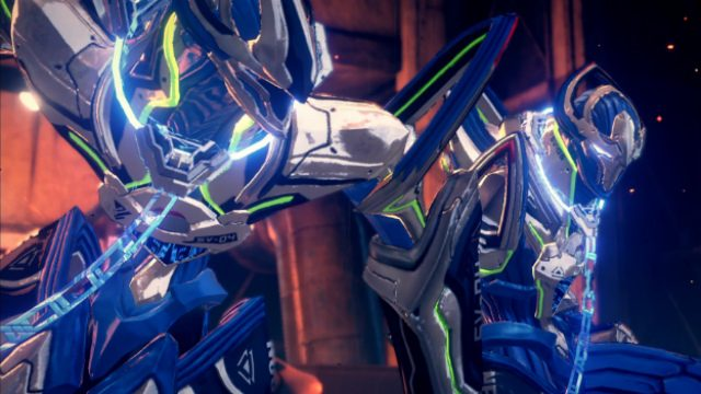 Astral Chain Review Legions