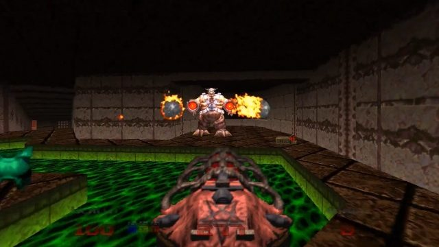 Doom 64 Switch release date