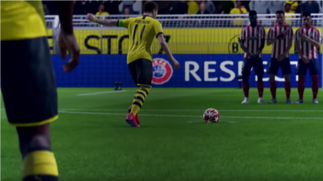 FIFA 20 how to score penalties and free kicks
