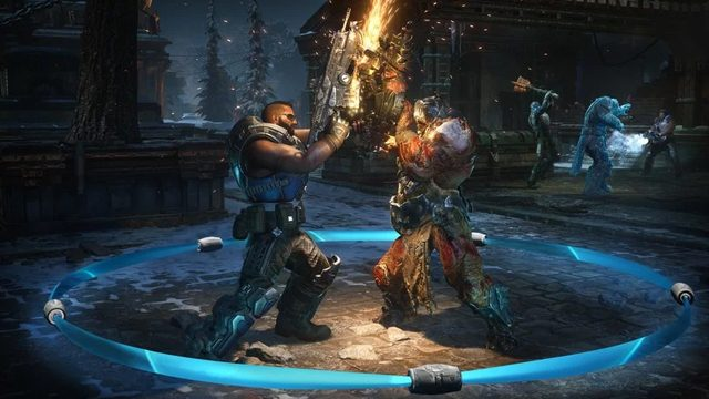 Gears 5 Best Weapons 4