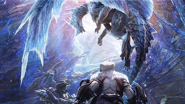 Monster Hunter World 10.12