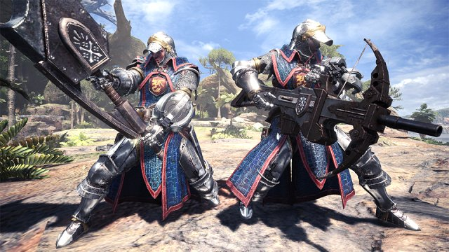 Monster Hunter World Get Guardian Armor Free