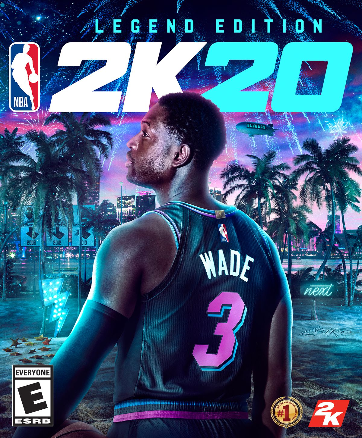 Box art - NBA 2K20 Review | Standing for more than just sports