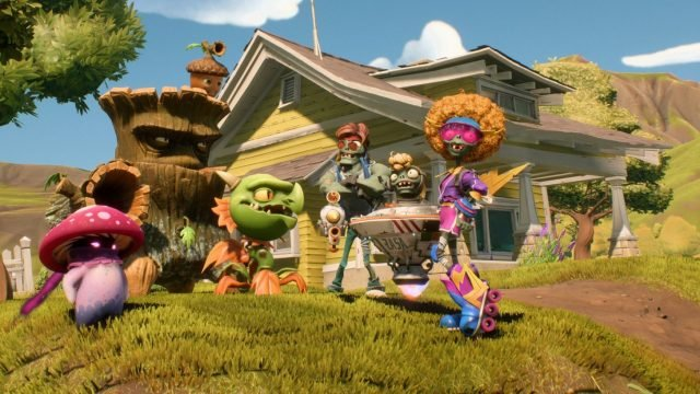 Plants vs. Zombies 3 Beta