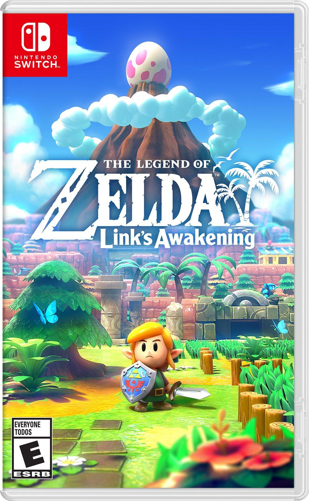 Box art - The Legend of Zelda: Link's Awakening