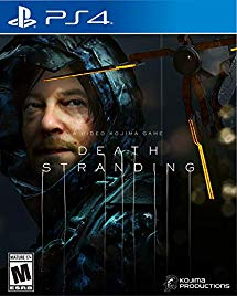 Box art - Death Stranding