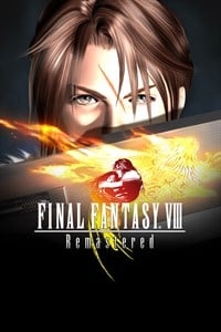 Box art - Final Fantasy 8 Remastered Review | Squall and his leather jacket are back and better than ever