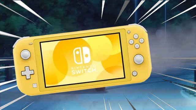 Switch Lite Joy-Con drift issues being reported