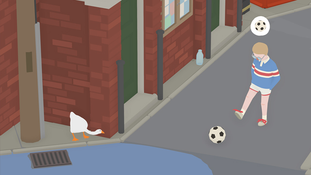 untitled goose game make someone buy back their own stuff