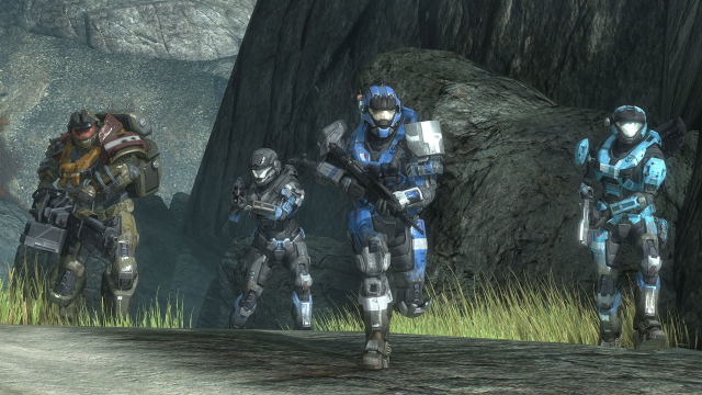 Halo: MCC PC split-screen