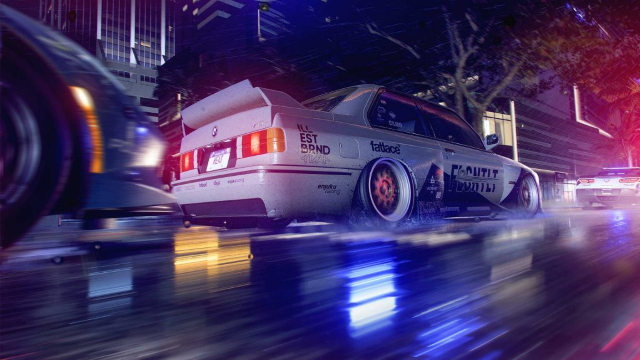 Need For Speed Heat preload