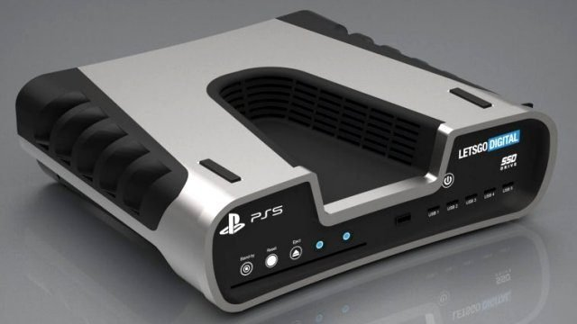 New PS5 renders