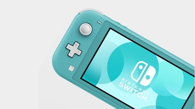 Nintendo Switch Lite US sales