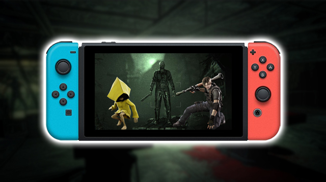 Best Nintendo Switch Horror Games to play on Halloween
