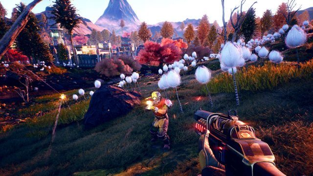 The Outer Worlds PC Performance Issues