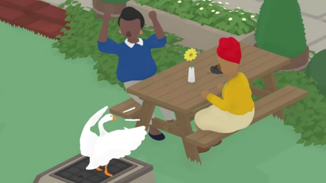 Untitled Goose Game release
