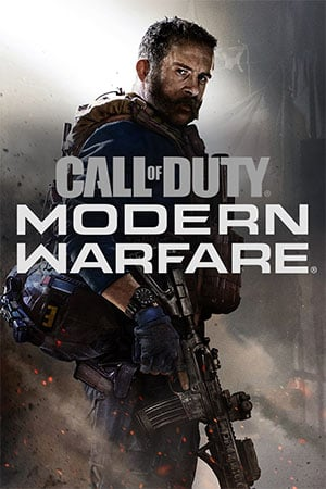 Box art - Call of Duty: Modern Warfare Review | Spray and pray