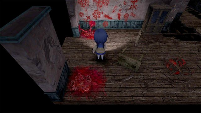 Corpse Party Blood Drive Pc Review A Spooky Party Worth
