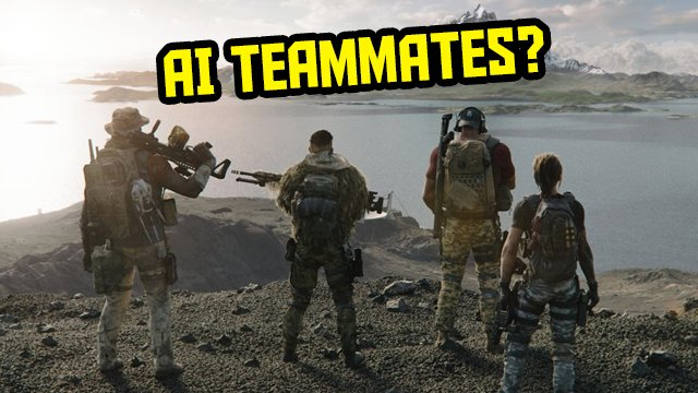 Ghost Recon online matchmaking problemer