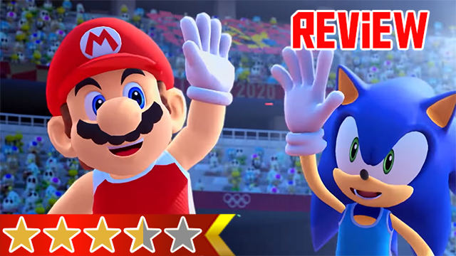 Mario and Sonic at the Olympic Games Tokyo 2020 Review | A fun throwback that lacks depth
