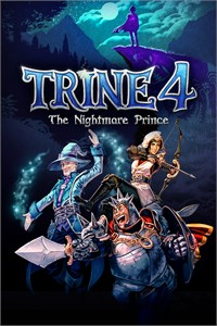 Box art - Trine 4: The Nightmare Prince