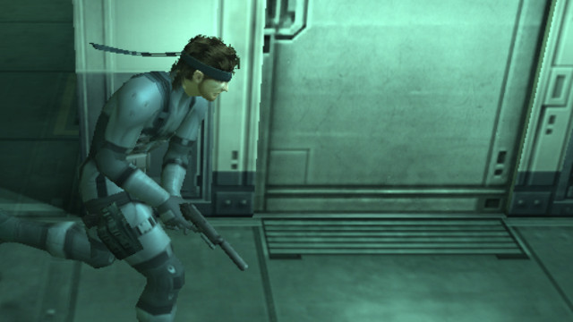 Bluepoint Games Metal Gear Solid