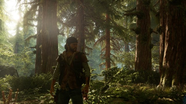 Days Gone 1.60 update patch notes Death Stranding