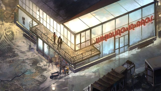 Disco Elysium Review Whirling in Rags