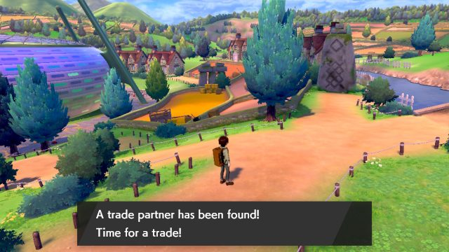 Do Pokemon Sword and Shield have a GTS_
