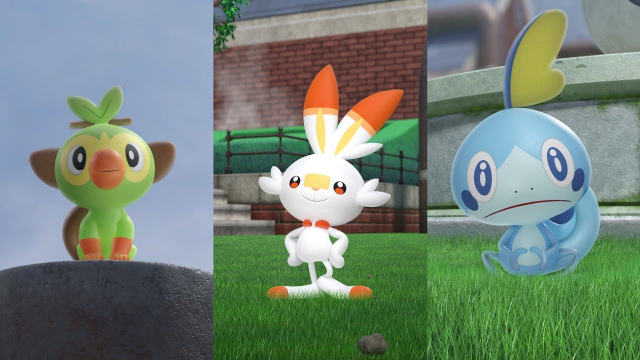 Does Pokemon Sword and Shield have multiple save slots_