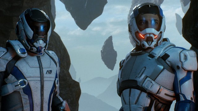 Mass Effect Andromeda Frostbite