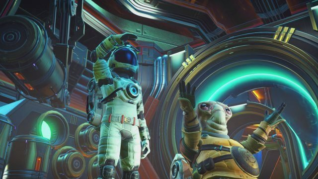 No Man's Sky 2.16 Update Beyond Patch
