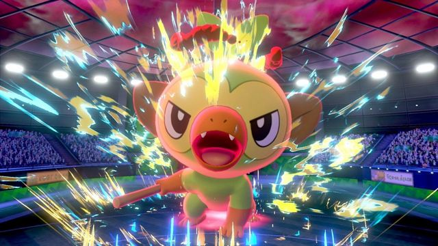 Pokemon Sword and Shield Can't Dynamax Evolve