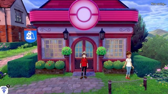 Pokemon Sword and Shield Soft Reset