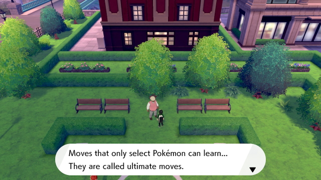 Pokemon Sword and Shield Ultimate Moves
