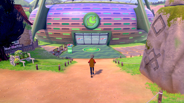 Pokemon Sword and Shield gyms list