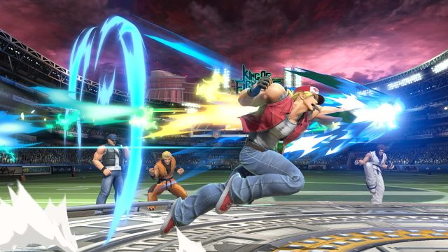 Smash Ultimate Version 6.1.0 is here, fixes Terry Buster Wolf glitch