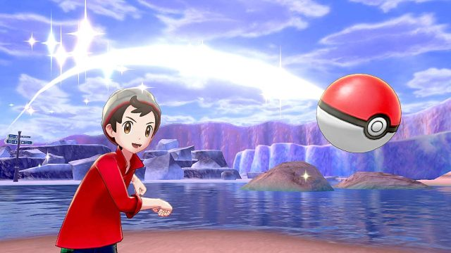 Total number of Pokemon in Sword and Shield