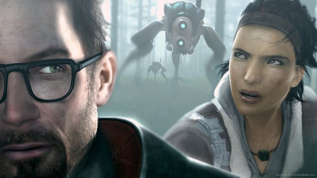Rumor: New Half-Life: Alyx VR project could lead to Half ...