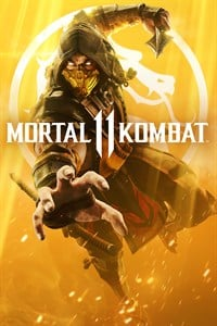 Box art - Mortal Kombat 11