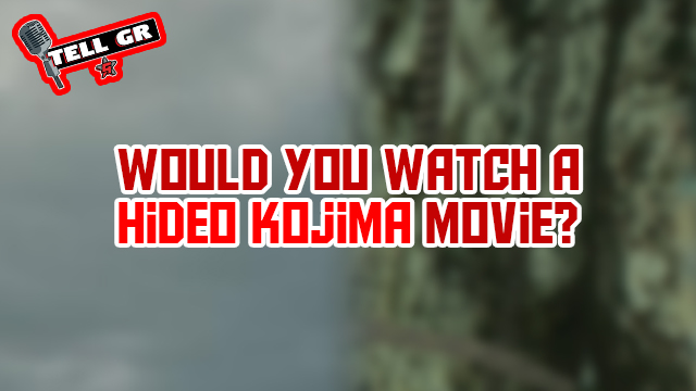 hideo kojima movie
